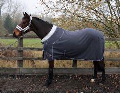 Ruggles Double Bonded Fleece - Grey